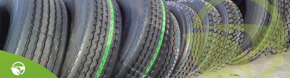 pneus de caminhão