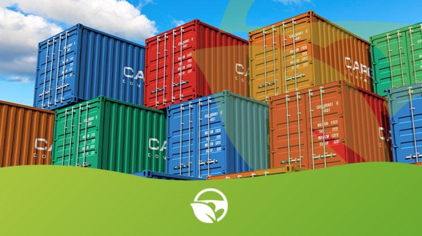 rastreamento para containers