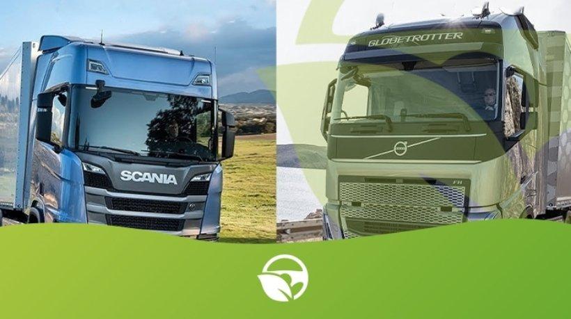 Scania e Volvo